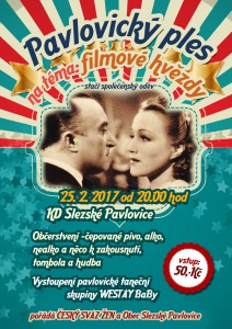 Ples ve Slezských Pavlovicích!