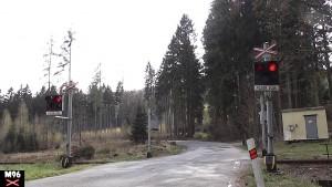 Uzavírka přejezdů úzkorozchodné trati – Osoblažky!