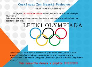 Letní olympiáda